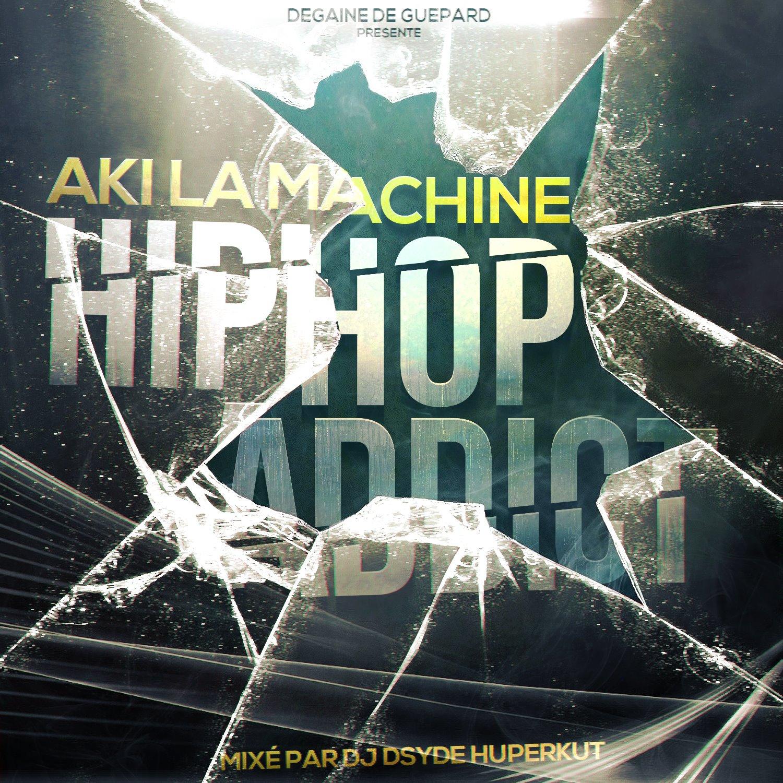 Cover Hip-Hop Addict