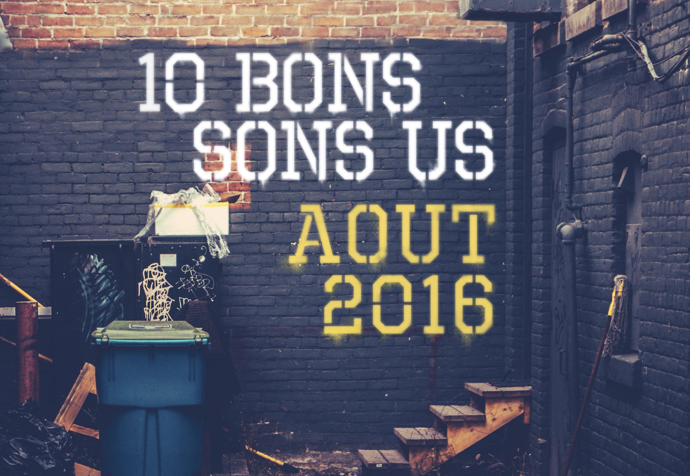 Bons Sons US_Aout