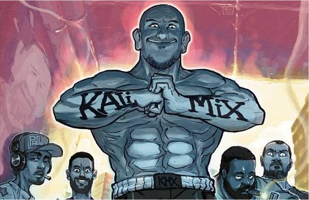 Kalimix - fils unique